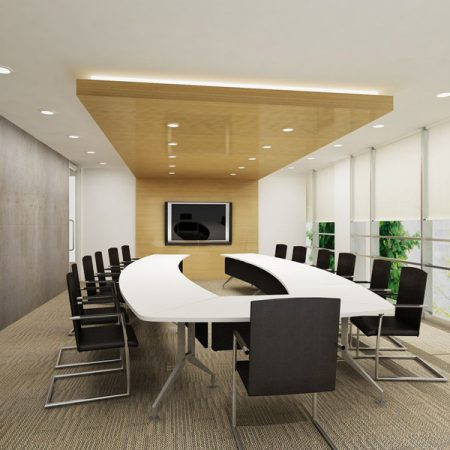 Fursys FRX Conference Table Total Office Furniture Los Angeles La Mirada Office Chairs Office Desk