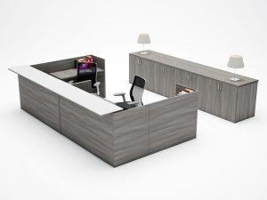 Total Office Furniture Reception Desk Los Angeles La Mirada